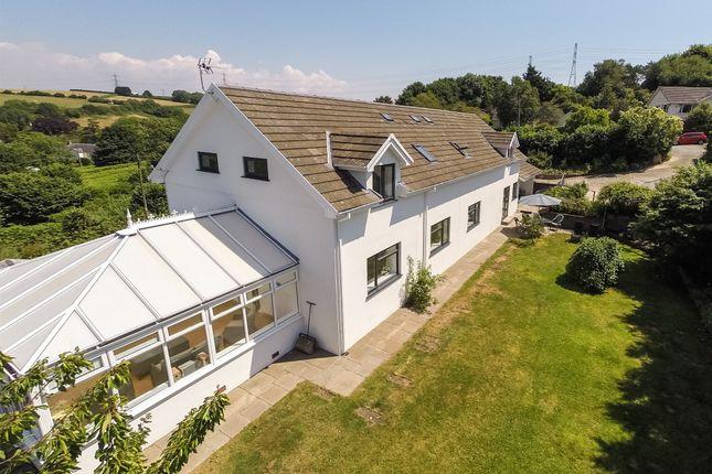 Thumbnail Detached house for sale in Pen Y Lan Road, Aberthin, Cowbridge