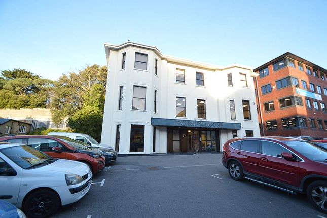 Thumbnail Office to let in Ground Floor, Fairview House, Bournemouth