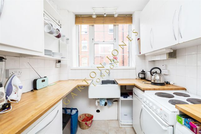Kitchen of Probyn House, Page Street, Westminster, London SW1P