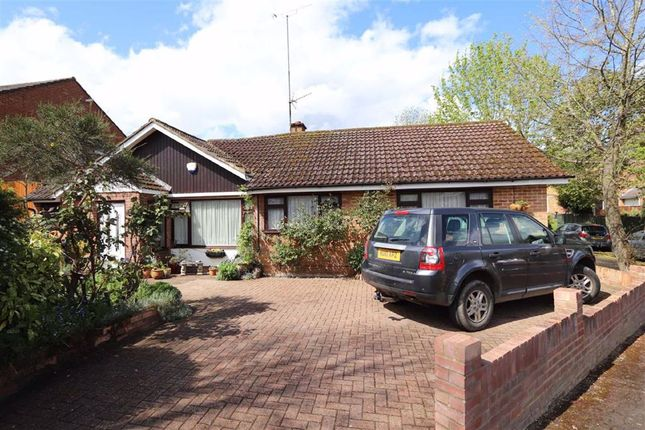 Thumbnail Detached bungalow for sale in The Paddocks, Leighton Buzzard