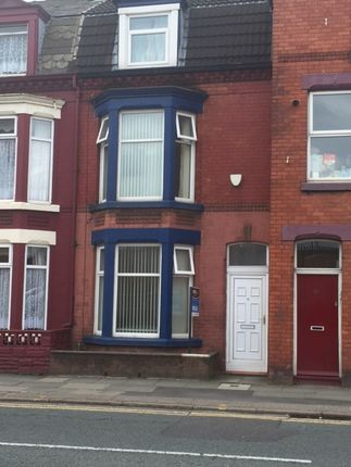 Thumbnail Terraced house to rent in Picton Road, Wavertree