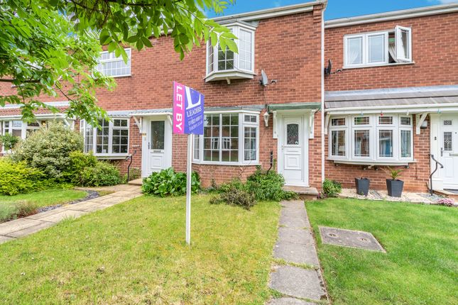 2 bed terraced house to rent in Hamilton Drive, Warsop, Mansfield NG20
