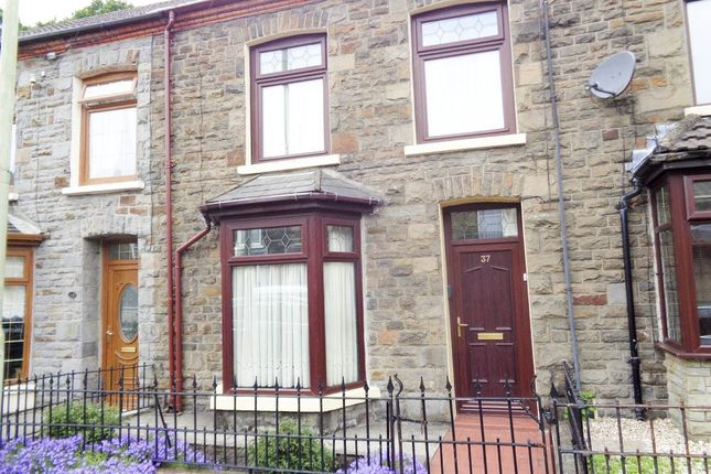 Thumbnail Terraced house for sale in Sherwood Street, Tonypandy