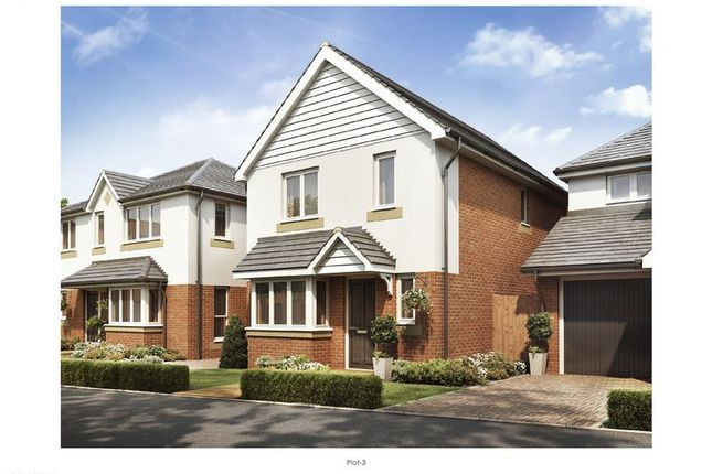 Thumbnail Detached house for sale in The Belmont, Deepdale Gardens, Bolton