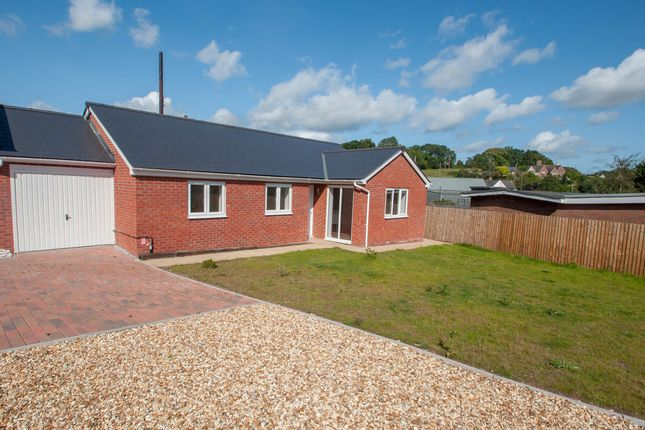 Thumbnail Detached bungalow for sale in Whitchurch, Ross-On-Wye