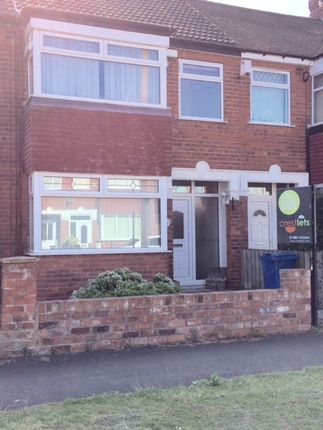 Thumbnail Terraced house to rent in Bernadette Avenue, Anlaby Common, Hull