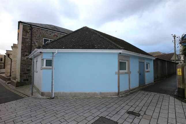 Thumbnail Semi-detached bungalow for sale in 1 & 2 Trevithick Mews, Gurneys Lane, Camborne