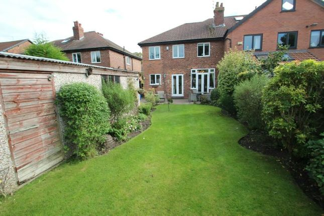 Rear Of Property of Campbell Road, Sale M33