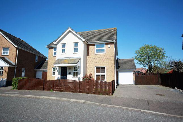 Thumbnail Detached house for sale in Edward Marke Drive, Langenhoe