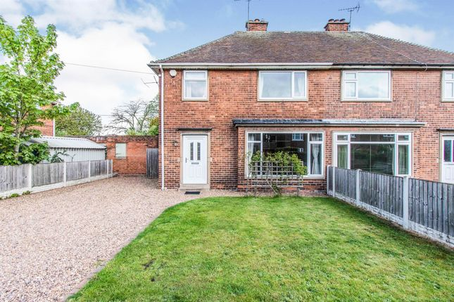3 bed semi-detached house for sale in Ingham Road, Bawtry, Doncaster DN10