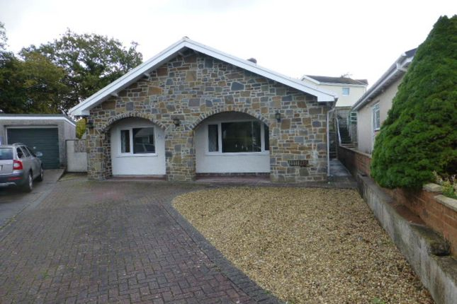 Thumbnail Bungalow to rent in Elder Grove, Llangunnor, Carmarthen