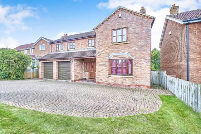 Thumbnail Detached house for sale in Golden Acres, East Cowton, Northallerton