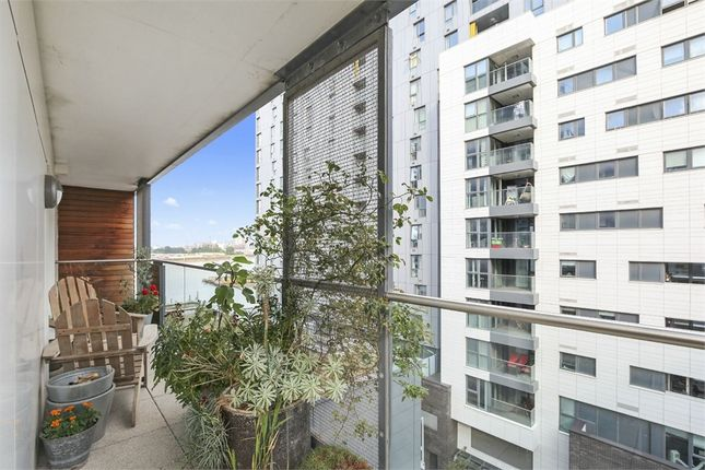 Thumbnail Flat for sale in City Peninsula, Barge Walk, Greenwich, London