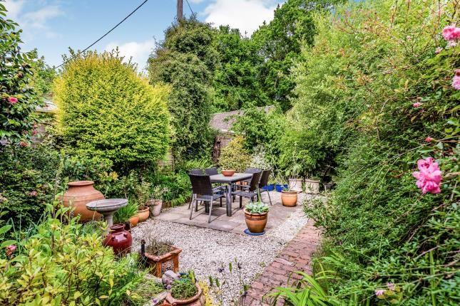 Patio Garden of Normandy, Guildford, Surrey GU3