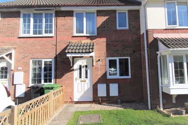 2 bed terraced house for sale in Coedriglan Drive, Michaelston-Super-Ely, Cardiff CF5
