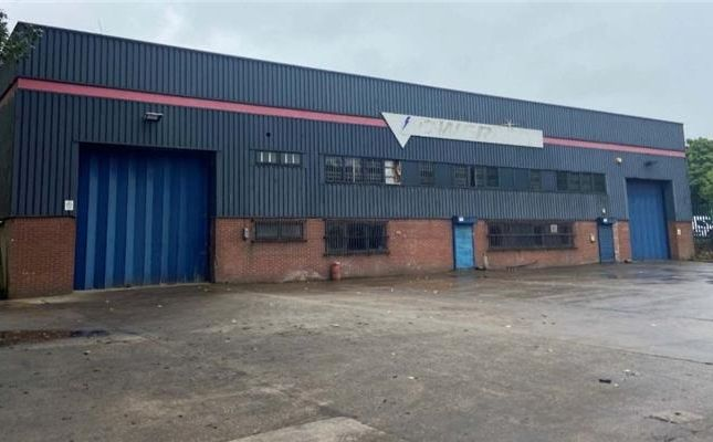 Light industrial to let in Unit 4 Beeston Royds Industrial Estate, Royds Farm Road, Leeds