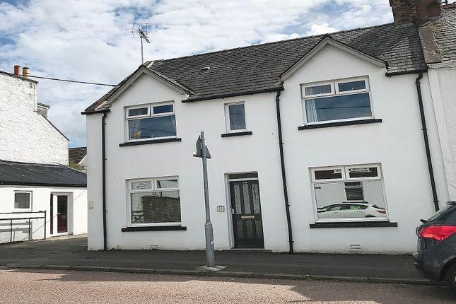 Thumbnail Semi-detached house for sale in 89 Queen Street, Castle Douglas
