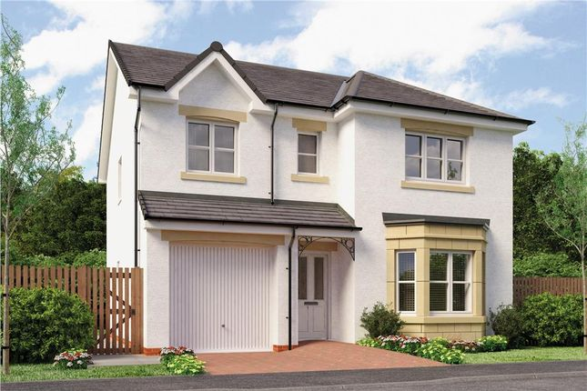 "Thumbnail Detached house for sale in ""Hughes Det"" at Monifieth"