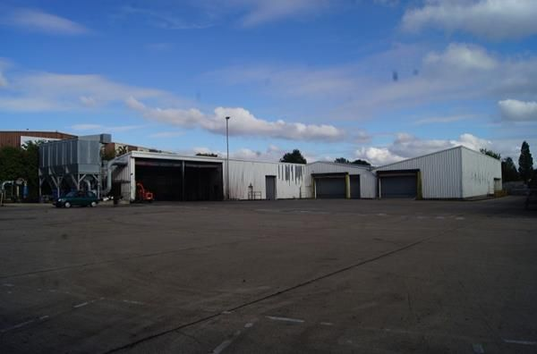 Thumbnail Light industrial to let in Unit 19, Glebe Road, Huntingdon