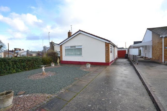 Thumbnail Detached bungalow for sale in Coed Eithin, Abergele