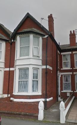 Thumbnail Flat to rent in Kent Road, Blackpool