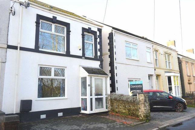 Thumbnail Semi-detached house for sale in Woodlands, Gowerton, Swansea