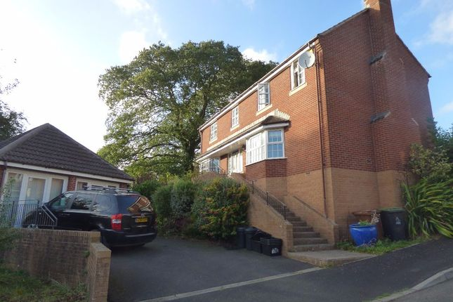Thumbnail Detached house to rent in Southfield Drive, Crediton