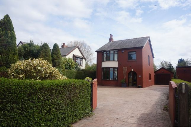 Thumbnail Detached house for sale in Liverpool Road South, Ormskirk
