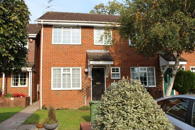 Thumbnail End terrace house to rent in Carrington Square, Harrow Weald