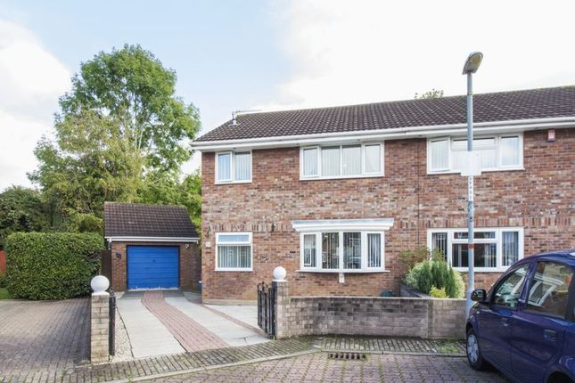 4 bed semi-detached house for sale in Pine Grove, St. Brides Wentlooge, Newport