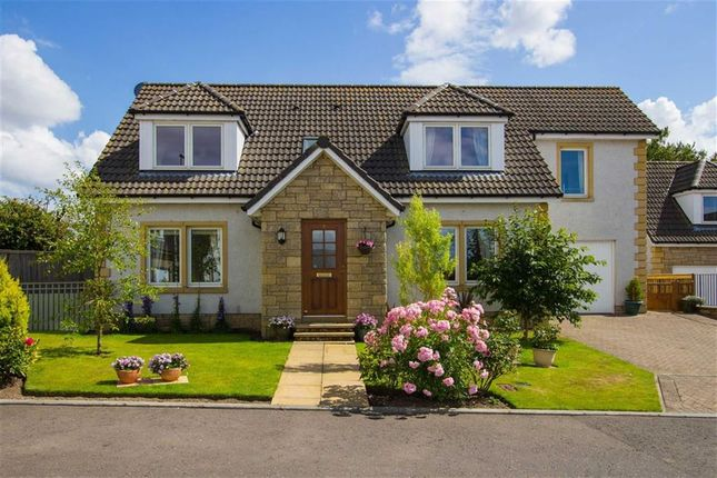 Thumbnail Detached house for sale in 5, Bains Brae, Star Of Markinch, Fife