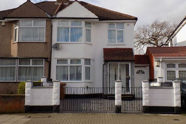 Thumbnail Semi-detached house to rent in Whitefriars Drive, Harrow