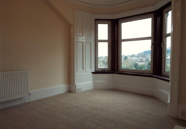 Thumbnail Flat to rent in T/R Queen Street, Flat 0/1, Antigua Place, Dunoon PA23,
