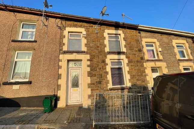 3 bed terraced house to rent in Bryn Wyndham Terrace, Treherbert -, Treorchy CF42