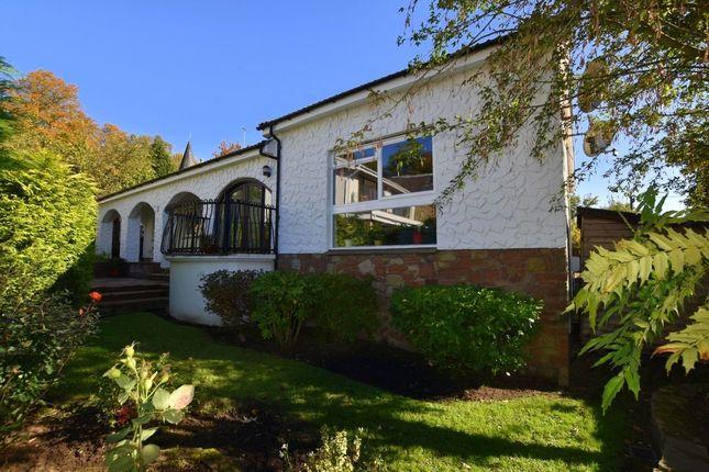 Thumbnail Detached house for sale in Fernhill Grange, Bothwell, Glasgow