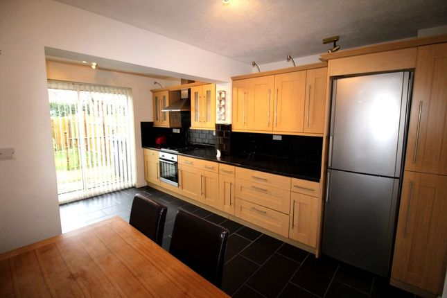Thumbnail Terraced house to rent in Chelford Close, Wallsend