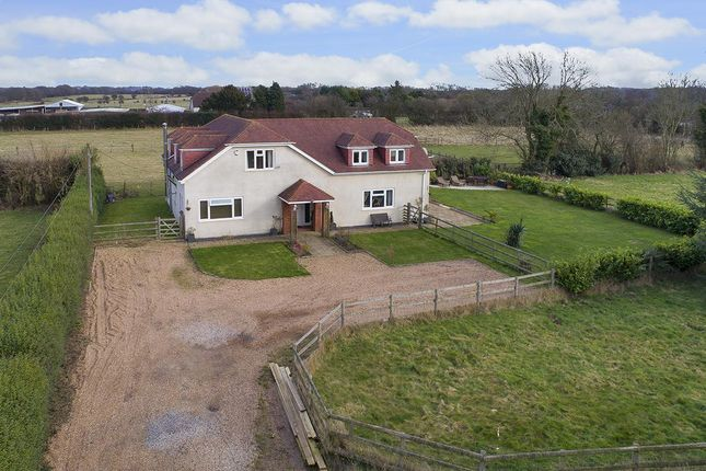 Thumbnail Country house for sale in Ewell Minnis, Dover