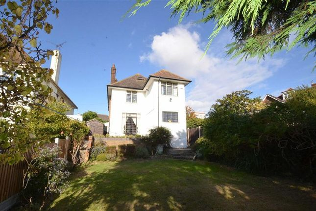 Thumbnail Detached house for sale in Crosby Road, Westcliff-On-Sea, Essex