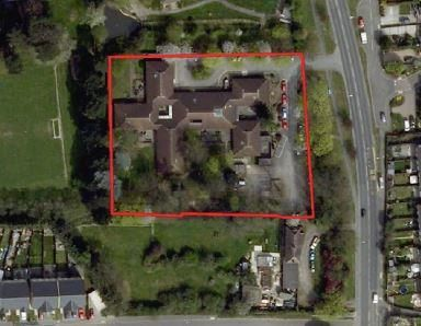 Thumbnail Land for sale in 305 Ware Road, Hailey, Hertfordshire
