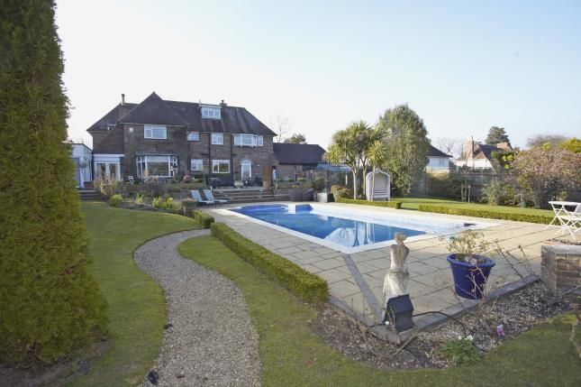 Thumbnail Detached house for sale in Wishing Tree Road, St. Leonards-On-Sea, East Sussex