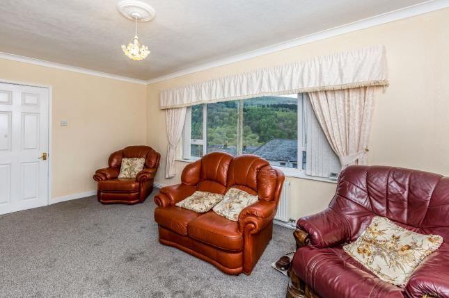 Lounge of Tanybryn, Mountain Ash, Rhondda Cynon Taff CF45