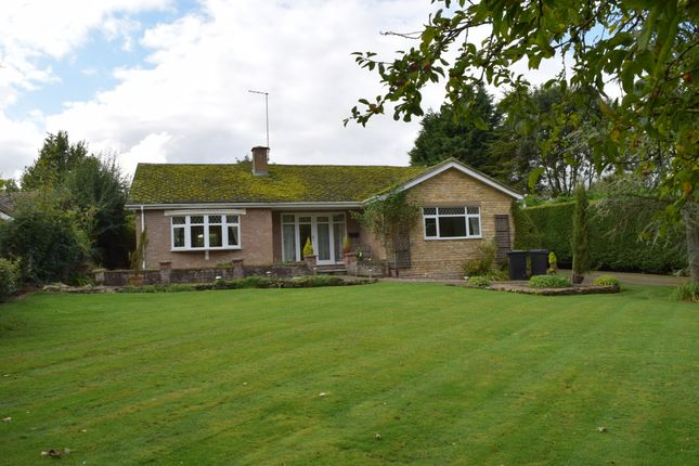 Thumbnail Detached bungalow for sale in Barnwell, Peterborough