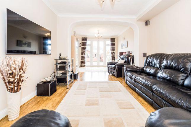 Living Room of Priests Avenue, Romford RM1