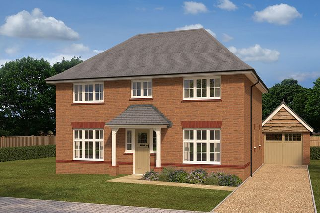 Thumbnail Detached house for sale in Meadow Brook, Park Avenue, Nr Chester, Cheshire