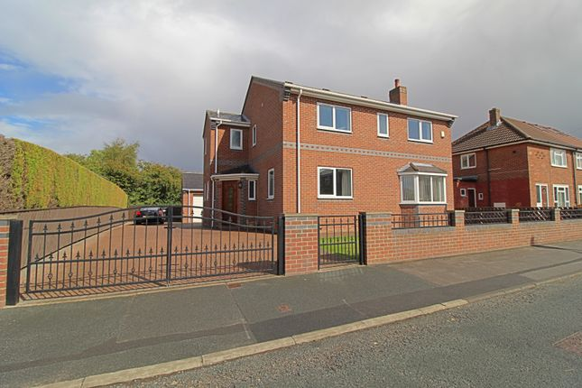 Thumbnail Detached house for sale in Valley Ridge, Kippax, Leeds