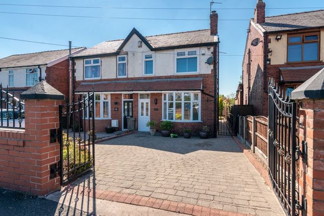 Thumbnail Semi-detached house to rent in St. Helens Road, Over Hulton, Bolton