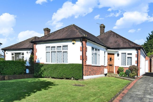 Thumbnail Detached bungalow for sale in Page Street, Mill Hill