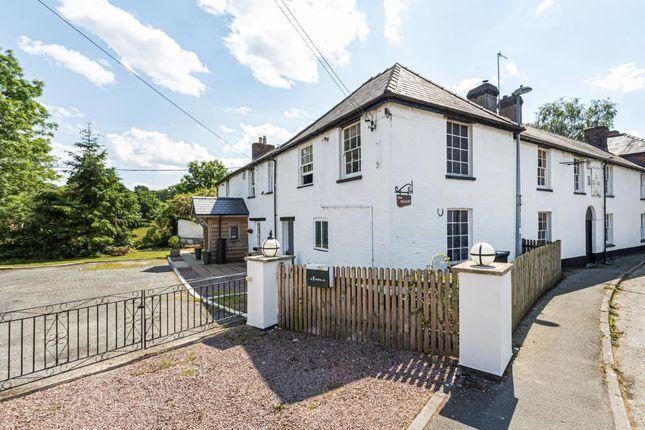 Thumbnail Semi-detached house for sale in Llandewi, Nr Llandrindod Wells, Powys