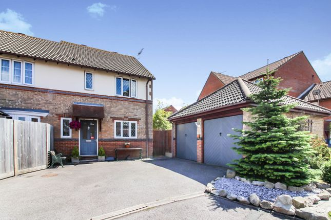 Thumbnail End terrace house for sale in Buckby Lane, Portsmouth