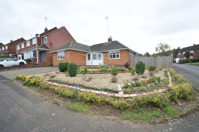 Thumbnail Detached bungalow for sale in Wordsworth Avenue, Headless Cross, Redditch, Worcestershire